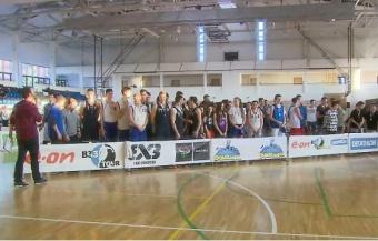 Három törökbálinti csapat a B33 Kosárlabda Diákolimpia Országos Döntőiben