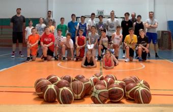 ELITE Sport - és KosárTábor!