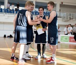 A középiskolásoknál is ELITE-es kosarasok nyerték a B33 Diákolimpia Országos Döntőt