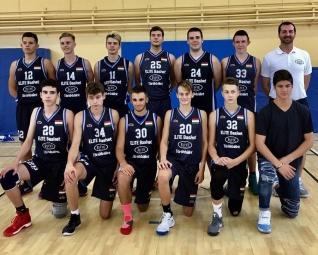 U18: Ismét Top16-ban Junior csapatunk